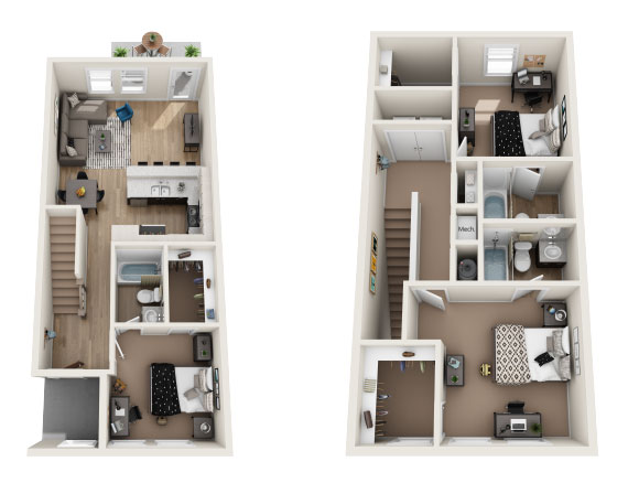 Floorplan Hillsborough A